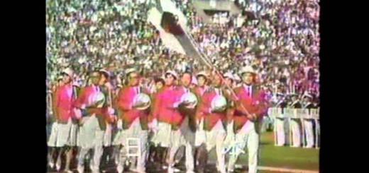 懐かしき、東京オリンピック開会式の映像(1964年)