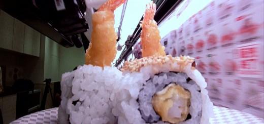 回転寿司の仕組みが全て分かる!日本の技術は世界一!