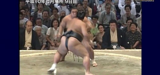土俵で起きたケンカ相撲!武双山vs千代大海(1998年)