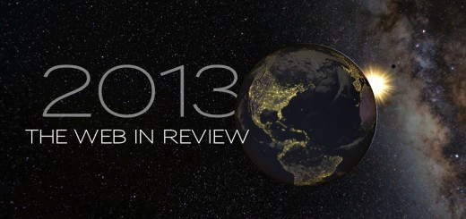 2013年に世界で起きた出来事を6分間で振り返る壮大な映像!(2013年)